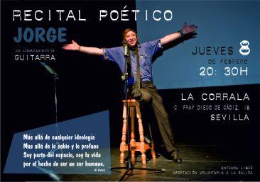 Recital Jorge